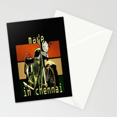 Royal Enfield - Made in Chennai Stationery Cards