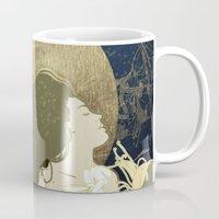 Honeysuckle II Mug