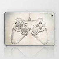 Joystick #02 Laptop & iPad Skin