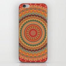 Mandala 441 iPhone & iPod Skin