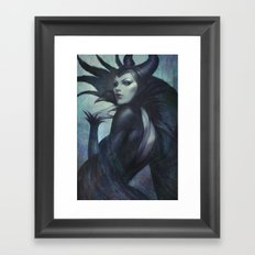 Wicked Framed Art Print