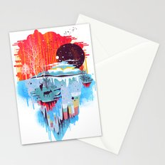 Middle of Nowhere Stationery Cards