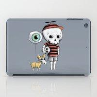 Skull Kid iPad Case