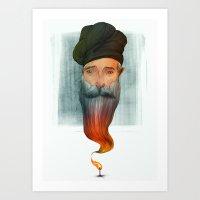 Firik Dede Art Print