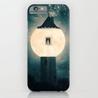 iPhone & iPod Case featuring The Moon Tower by Paula Belle Flores