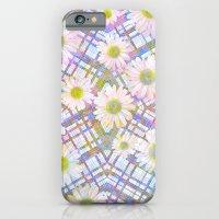Daisy Plaid iPhone 6 Slim Case