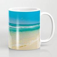 Maui Beaches Into The Bl… Mug