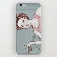 The Housewife  iPhone & iPod Skin