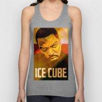 Ice Cube Unisex Tank Top