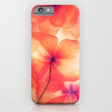 Photo flower iPhone 6 Slim Case