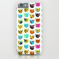 iPhone Cases featuring C.C.W.C. by Nikola Nupra