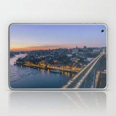 Porto from Serra do Pilar. Laptop & iPad Skin