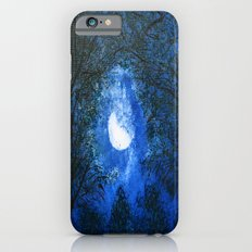 Trees in the moonlight Slim Case iPhone 6s