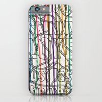 iPhone & iPod Case featuring Skinny Love by Kirstie Battson