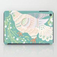 Holiday Dove iPad Case