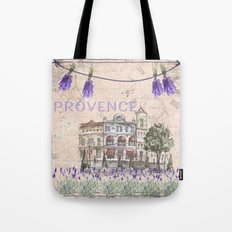 Provence - my love Tote Bag