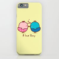 A Love Story iPhone 6 Slim Case