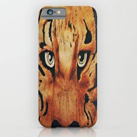Tiger Watercolor iPhone 6 Slim Case