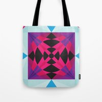 Inner Dancing Tote Bag