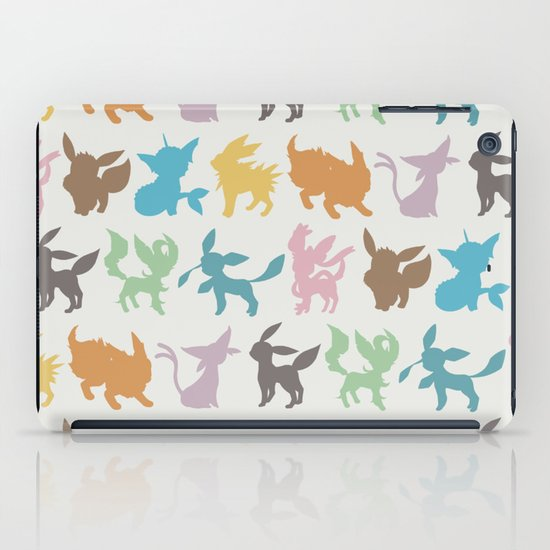 Eeveelution iPad Case