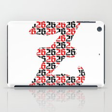 The 26th Letter iPad Case