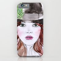 Emma Stone iPhone 6 Slim Case