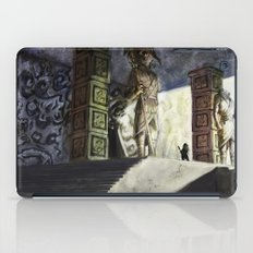 The Volcano Entrance iPad Case