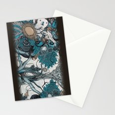 Abstract Jungle  Stationery Cards