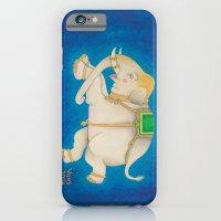 Happy Dreamtime Elephant iPhone 6 Slim Case