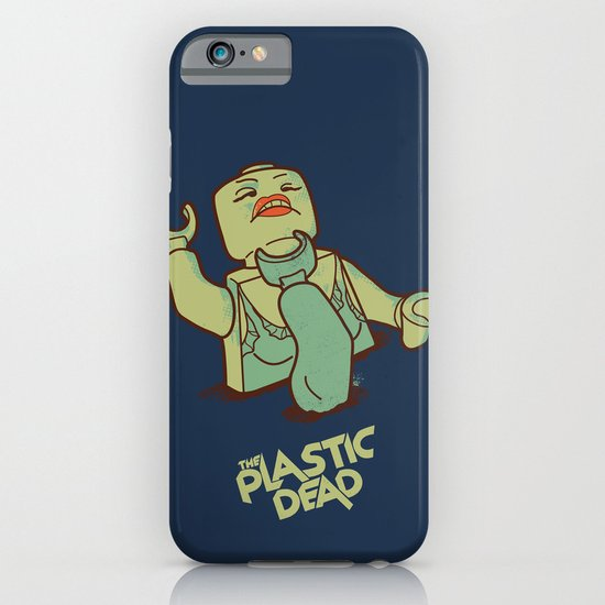 The Plastic Dead iPhone & iPod Case