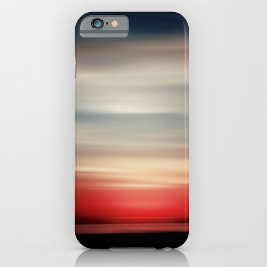 Red White And Blue iPhone & iPod Case