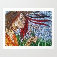 Breeze  Art Print