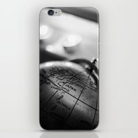 Longing iPhone & iPod Skin