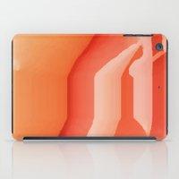 Glitch Rose iPad Case