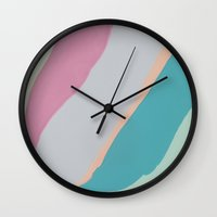 Gliss Wall Clock