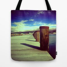 What's Up Dock?  Tote Bag