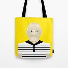 Pablo Picasso Tote Bag