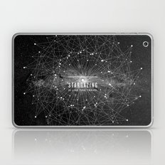 STARGAZING IS LIKE TIME … Laptop & iPad Skin