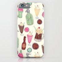 Soda Jerk Pattern iPhone 6 Slim Case