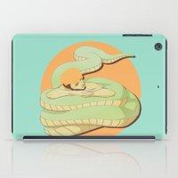 Naga Boy iPad Case