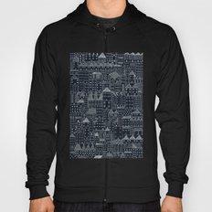 city at night Hoody