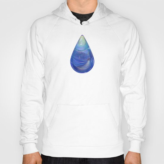 Drip Drop - Painting Hoody