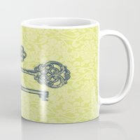 Three Skeleton Keys Mug