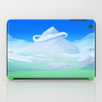 Mountain Landscape iPad Case