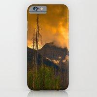 Kootenay Wildfires iPhone 6 Slim Case