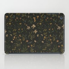 Old World Florals iPad Case
