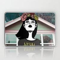 90's Revival Girl Laptop & iPad Skin