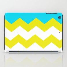 Bright Zig-Zag iPad Case