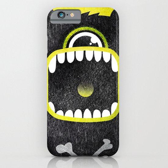 SALVAJEANIMAL ghost iPhone & iPod Case