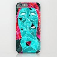 triangular stare iPhone 6 Slim Case